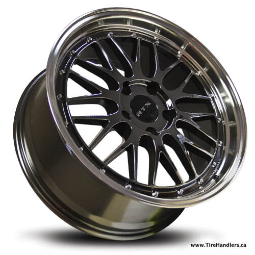 Rtx Amaze Wheels And Rims Tire Handlers